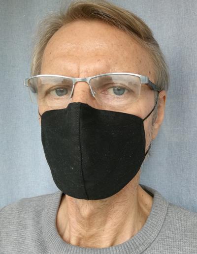 Waren bisher Nasenbügel nur bei den OP-Masken und Einwegmasken erhältlich, bietet GEMACO Mundnasenmasken aus Baumwolle mit formbarem Nasenbügel an