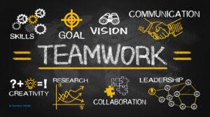 workhack zur Teamarbeit